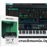 Arturia DX7 V Mac Crack